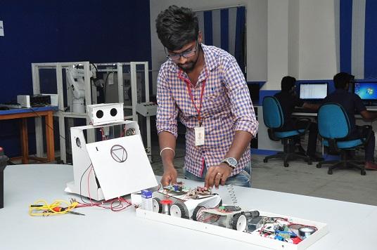 Centre For Automation Robotics
