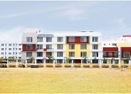 Hostels - Hindustan Institute of Technology and Science
